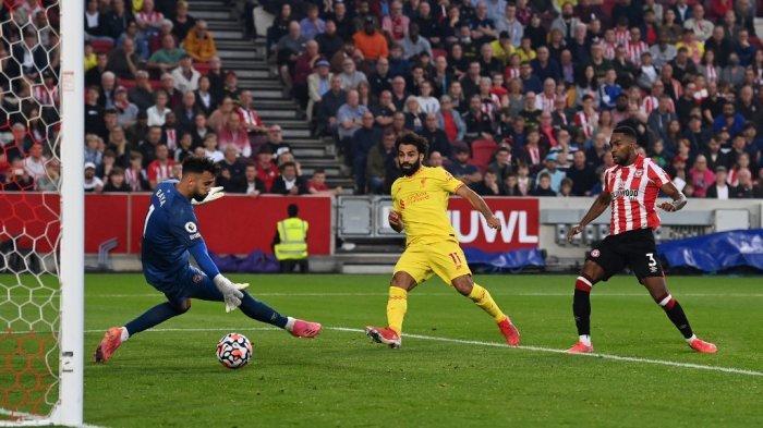 Hasil, Klasemen, Top Skor Liga Inggris Setelah Chelsea, MU Kalah, Liverpool Seri, Mo Salah 5 Gol