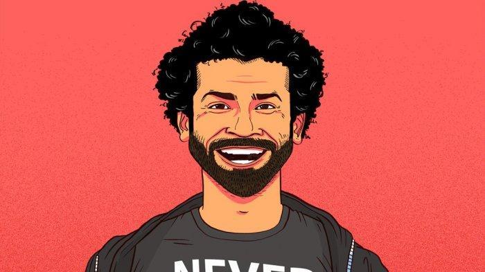 UEFA Umumkan Skuat Terbaik Liga Champions 2018-2019, Kok Tak Ada Nama Mohamed Salah?