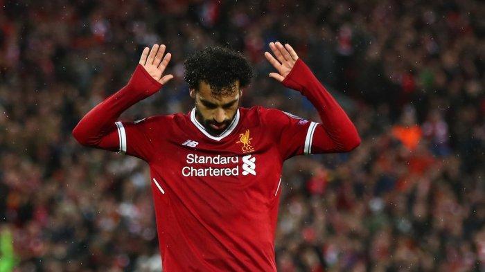 Lagi, Menanti Aksi Spektakuler Mo Salah. Malam Ini Liverpooll Jamu Stoke City di Kandang