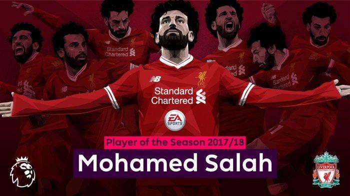 Dirinya Dipertanyakan Apakah Layak Dipertahankan atau Dijual Liverpool, Mo Salah Beri Emoji Tertawa