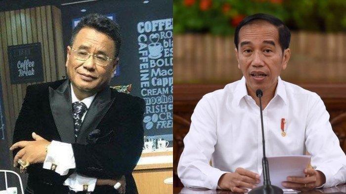Hotman Paris Ditelepon 'Jokowi', Begini Reaksi Pengacara Terkenal Ini