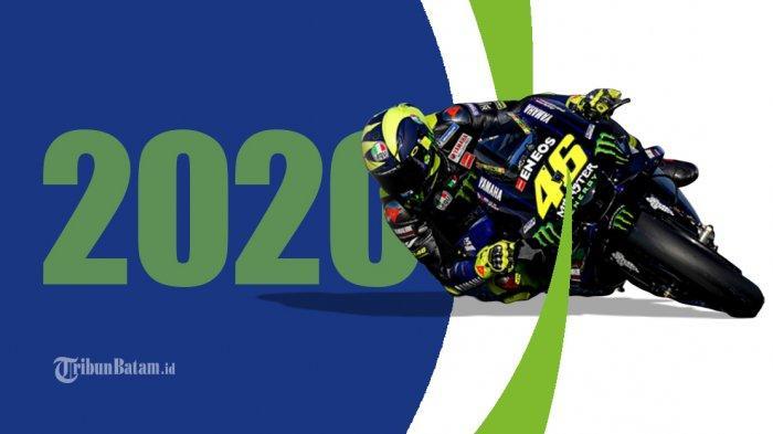 Jadwal Lengkap MotoGP 2020, Valentino Rossi Berharap Motor Yamaha Bisa Lebih Cepat