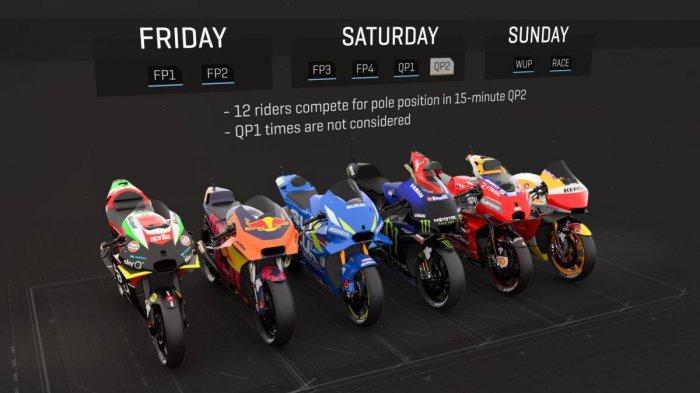 Jadwal MotoGP Prancis 17-19 Mei Akhir Pekan Ini, Marc Marquez Juara Tahun Lalu, Valentino Rossi?
