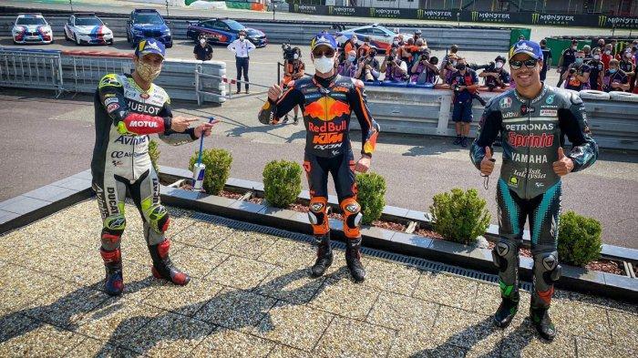 MotoGP 2020 - Juara MotoGP Selalu Berganti, Pebalap KTM Brad Binder: Ini Musim yang Gila!