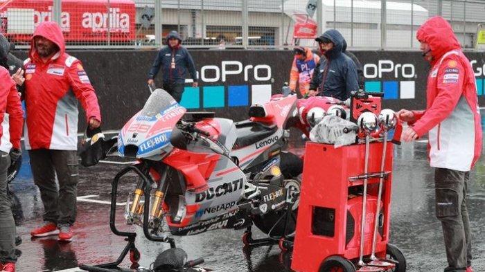 MotoGP Inggris Batal, Jack Miller dan Zarco Sudah Siap Balapan Lalu Balik Kandang