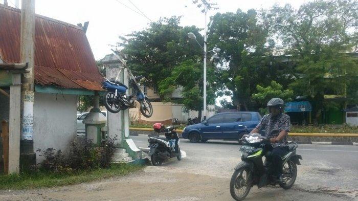 Heboh Maling Sakti di Tanjungpinang! Kebal Pukulan, Begini Ciri-ciri Fisik Malingnya saat Kejadian!