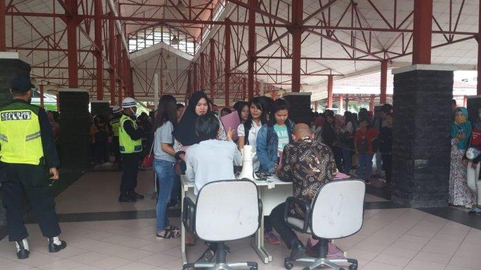 PT Valeo di Muka Kuning Buka Lowongan Kerja, Ratusan Pencaker Padati MPH Batamindo