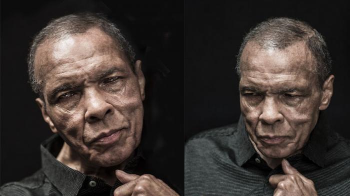 FOTO Terakhir Muhammad Ali Setelah 32 Tahun Mengidap Parkinson