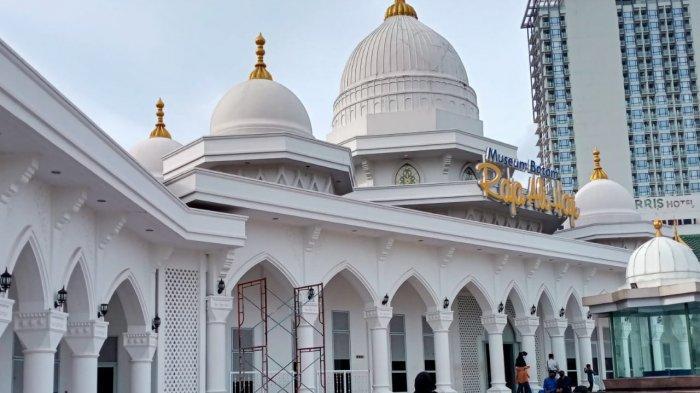 Destinasi Wisata Batam Kian Kembang, Pemko Batam Tambah Koleksi Museum Raja Ali Haji Batam Center