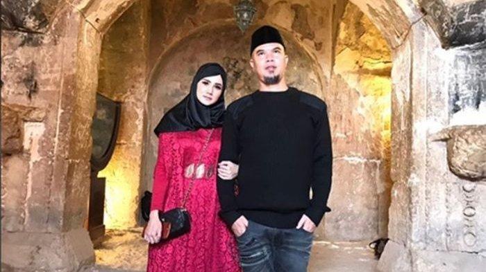 Mulan Jameela Pemotretan Bareng Suami, Tim Fotografer dan MUA Sempat Tegang Karena Ahmad Dhani