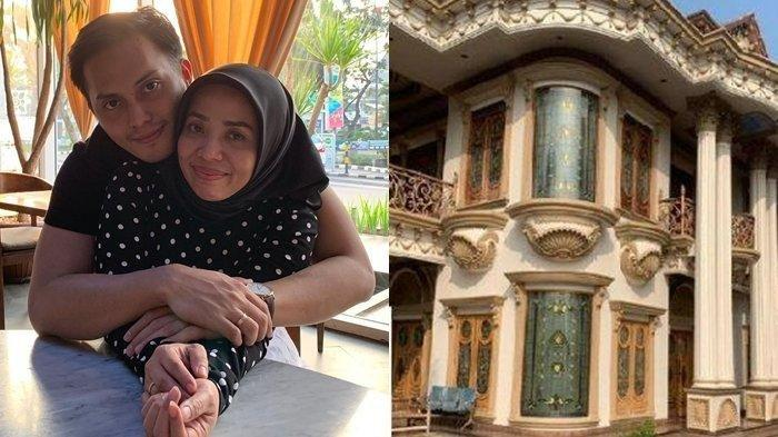 Muzdalifah Mohon Doa Kelancaran Rezeki, Suami Brondong tak Ada Kerja, Jual Rumah Mewah Rp 32 Miliar
