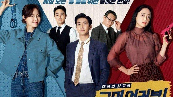 Link Live Streaming Drama Korea My Fellow Citizens Episode 21-22 di Trans TV Pukul 18.00 WIB