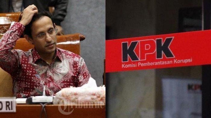 KPK OTT Kantor Kemendikbud, Menteri Nadiem Makarim Akhirnya Buka Suara