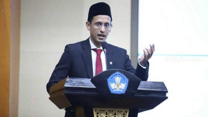 Siswa 12 Daerah Tetap Dilarang Belajar Tatap Muka, Nadiem Makarim Minta Tolong DPR