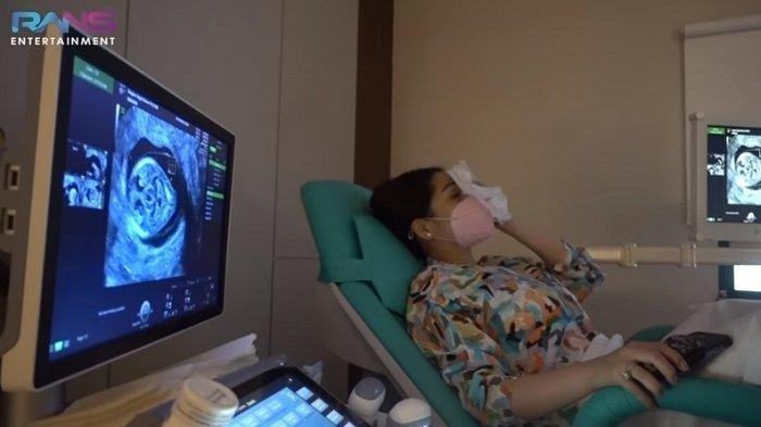 Nagita Slavina Positif Hamil, Perkiraan Tanggal Lahiran Istri Raffi Ahmad Diungkap Dokter