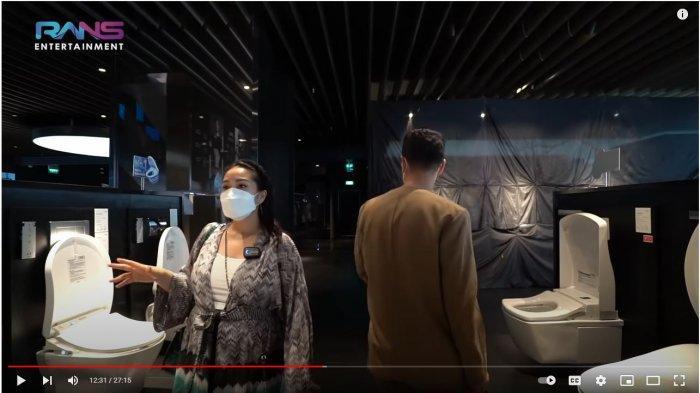 Main Comot Tanpa Lihat Harga, Nagita Slavina Habiskan Rp 2 M untuk Toilet di Rumah Barunya