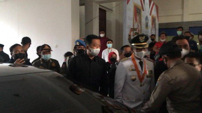 Kabar Bupati Bintan Apri Sujadi Dibawa KPK Setelah Pelantikan Dibantah Ali Fikri