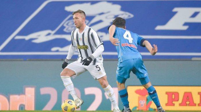 Hasil Liga Italia - Gol Morata Dianulir, Ronaldo Buang Peluang, Juventus Tumbang Lawan Napoli