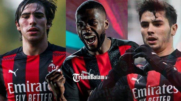 Nasib 3 Pemain Pinjaman AC Milan, Fikayo Tomori & Sandro Tonali Dikontrak, Brahim Diz Tunggu Madrid