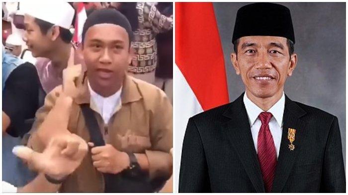 Sadar Diikuti Polisi, Begini Kronologi Penangkapan 'HS' Pria yang Ancam Bakal Penggal Kepala Jokowi