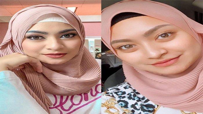 Pashmina Plisket Jadi Tren Hijab Lebaran 2021, Cocok untuk Semua Bentuk Wajah, Ini Tutorialnya