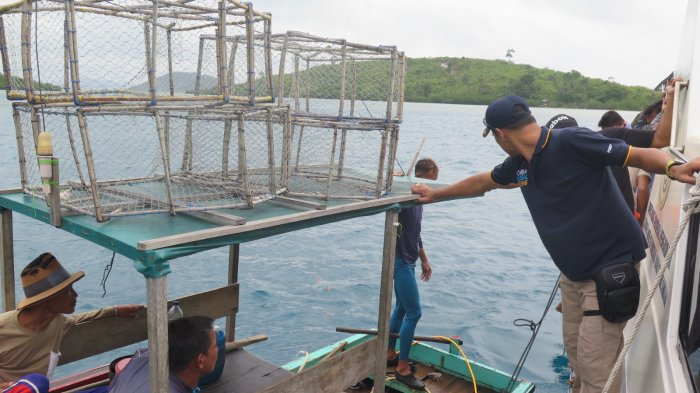 KKPN Pekanbaru di Anambas Buka Layanan TPKP dan TDKPI, Effi : Masih Banyak Nelayan yang Belum Daftar