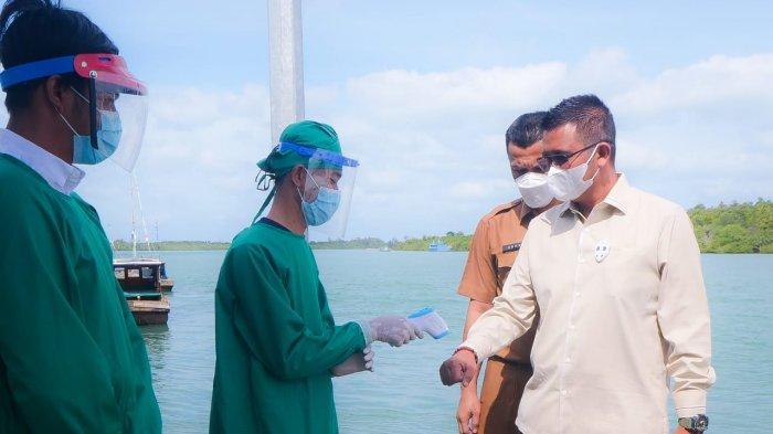 Nelayan di Bintan Diminta Waspada, Apri Sujadi Sebut Tinggi Gelombang Laut Bisa 1,3 Meter