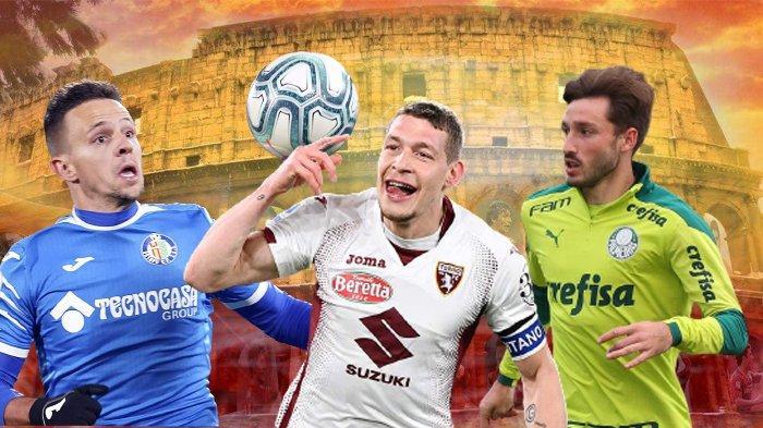 Transfer AS Roma - Matías Viña Datang Hari Ini, Roma Dekati Andrea Belotti dan Filip Kostic