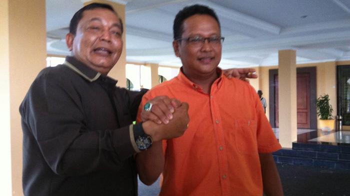 Nesar Ahmad Wafat, Ketua DPD Golkar Tanjungpinang Kenang Pesan Adik Kandung Ansar Ahmad