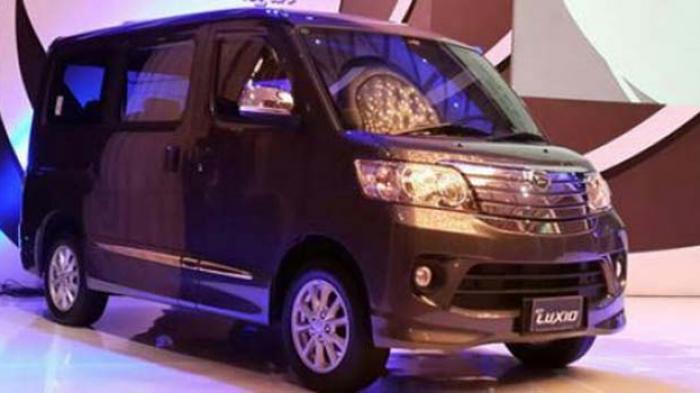 Pas di Kantong, Harga Mobil Bekas Daihatsu Luxio Dibandrol Rp 60 Jutaan, Cek Daftar Harga Lainnya