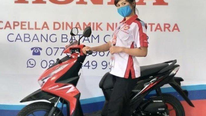 Beli Honda BeAT Sporty, Siap-siap Banjir Hadiah dan Diskon
