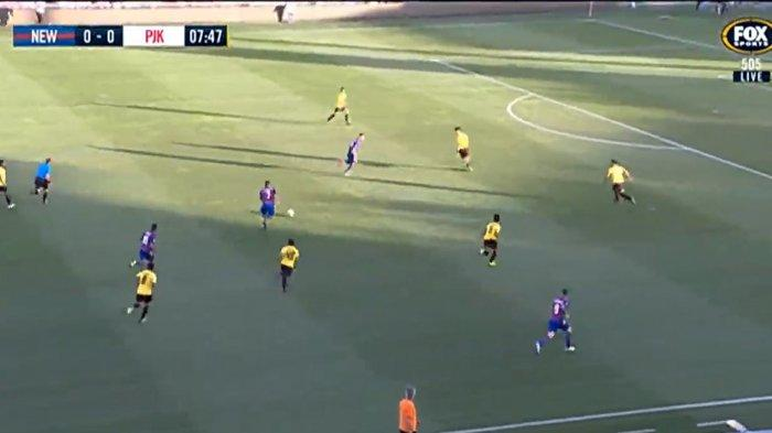 SEDANG BERLANGSUNG! Live Streaming Newcastle Jets vs Persija Jakarta di Fox Sports 1 Mulai 15.00 WIB