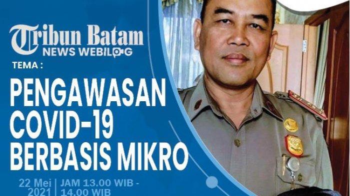 Wawancara Eksklusif Kasatpol PP Salim, Melihat Kesiapan PPKM Mikro di Batam