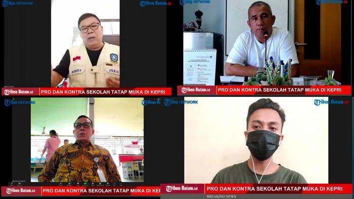 Pro Kontra Sekolah Tatap Muka saat Pandemi Covid-19 di Kepri