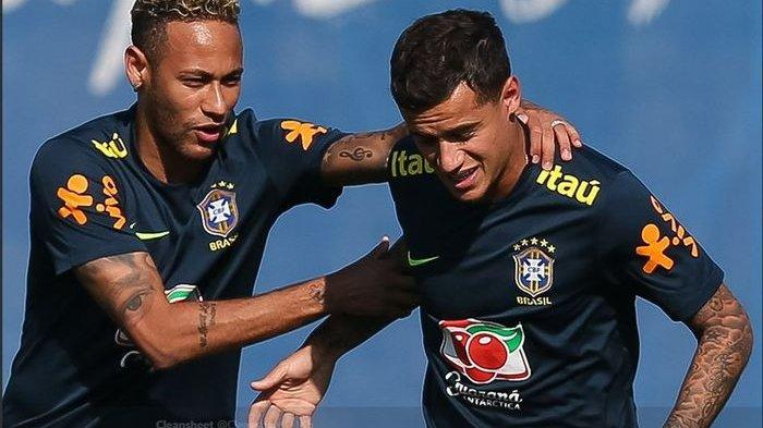 Reaksi Neymar Jr Tidak Terpuji Saat Dikolongi Rekan Timnas, Ternyata Neymar Dirundung Masalah