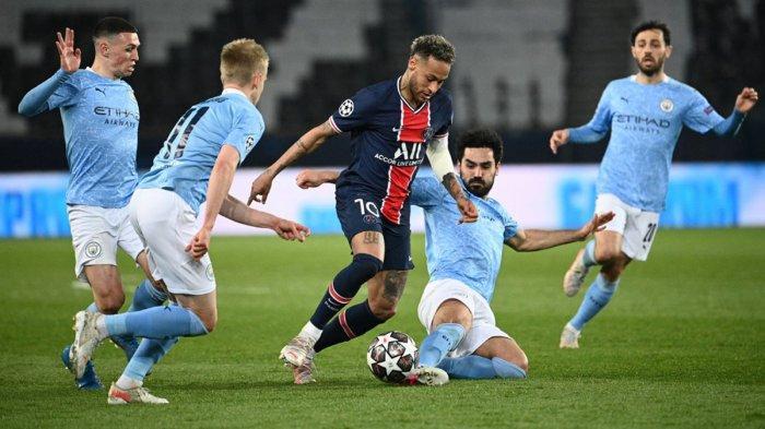 PSG Kalah Lawan Manchester City, Neymar: Kami Kalah, Tapi Perang Belum Berakhir