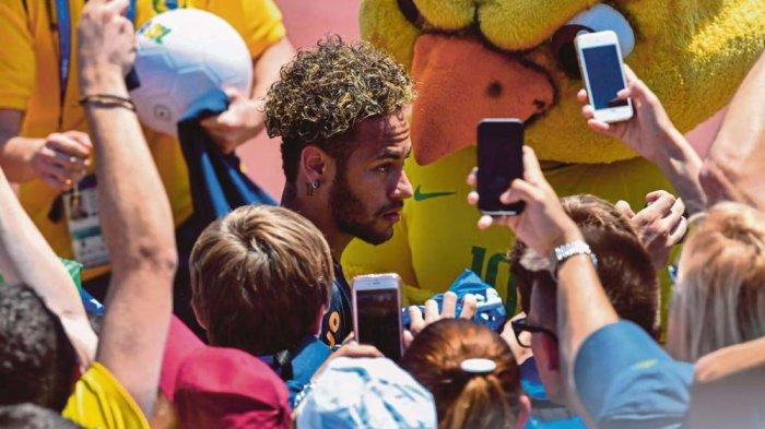 Brasil-Spanyol Miliki Jalur Berbeda ke Final Piala Dunia, Siapa Lebih Berat?