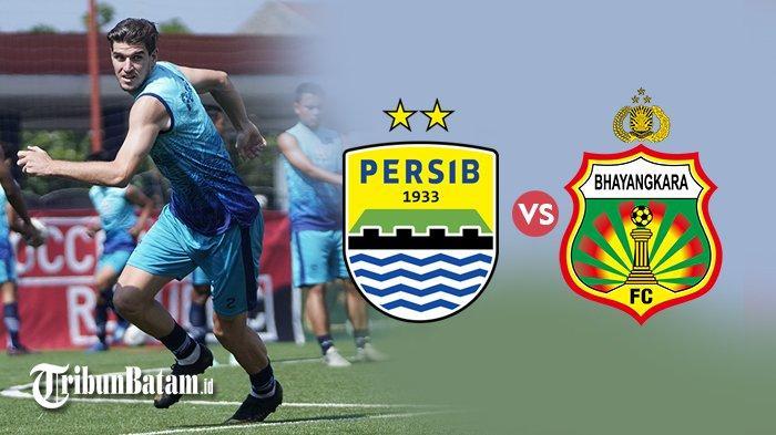 Persib vs Bhayangkara FC Kick Off 20.45 WIB, Robert Tak Masalah Main Malam, Kuipers-Jupe Siap Duet