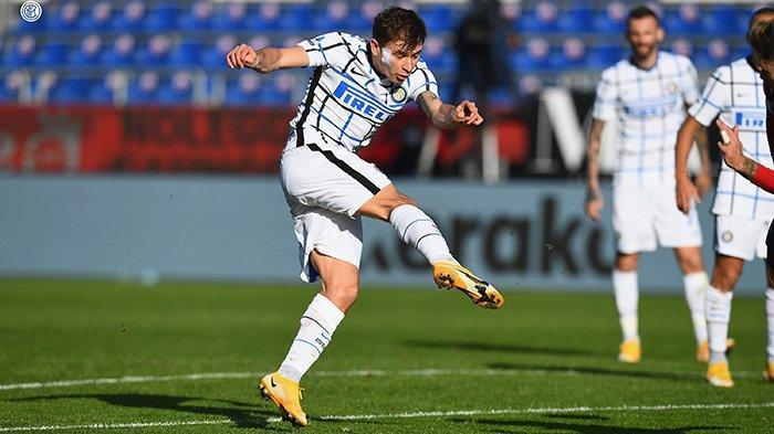 Berita Inter Milan - Simone Andalkan Barella, Arturo Vidal Diincar Boca Junior, Apa Kabar Bellerin?