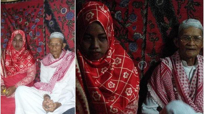 VIRAL - Kakek 80 Tahun Nikahi Gadis 25 Tahun, Maharnya Rp5 Juta Tambah Pohon Cengkeh