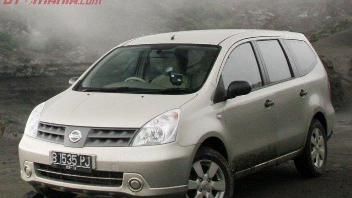 Harga Mobil Bekas Nissan Grand LivinaTahun 2012, Dibandrol Rp 80 Jutaan Saja