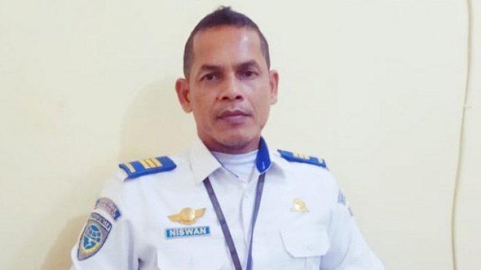 Plt Kepala Urusan Tata Usaha Bandara Malikussaleh, Niswan