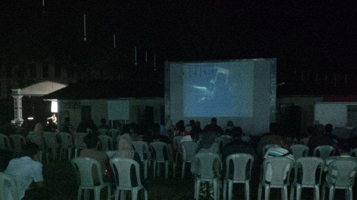 Korem Nobar Film G30S di Bintan Center, Pelajar SMA Ini Ngaku Dengar-dengar Filmnya dari Medsos!