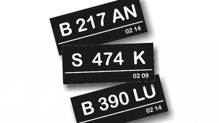 PENTING! Ini Kode Wilayah Baru Pelat Nomor Kendaraan Indonesia Termasuk di Kepri