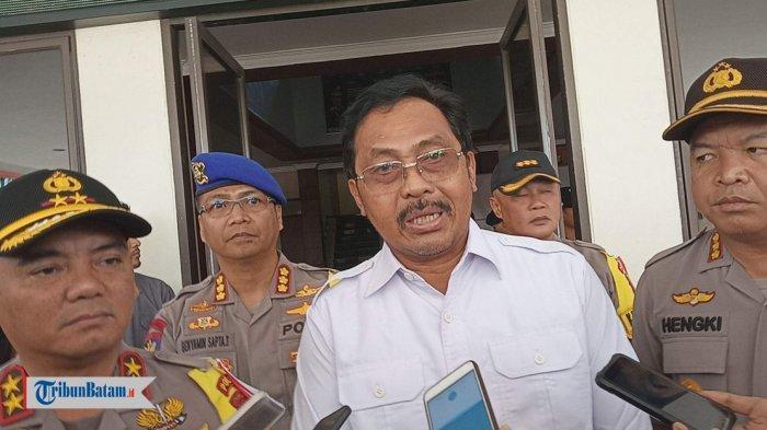 Soal Gerakan People Power pada 22 Mei 2019, Gubernur Nurdin Basirun: Masyarakat Kepri Menolak!