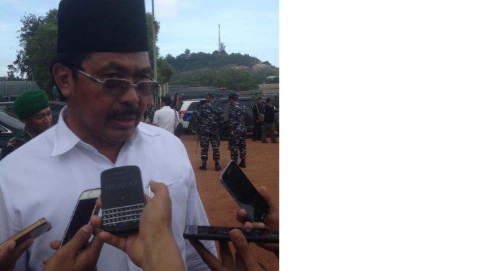 Hal Inilah yang Membuat Gubernur Nurdin Angkat Topi pada Tim Gabungan yang Tangkap Kapal Sabu