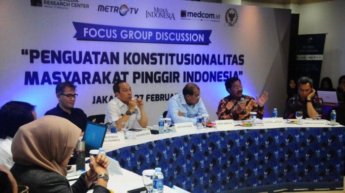 Nurdin Berharap Kebijakan Fiskal untuk Daerah Kepulauan Dirombak: Formula Selama Ini Tidak Adil