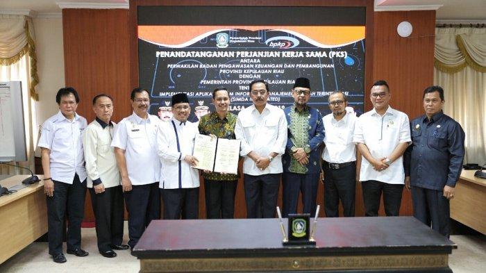 Implementasi SIMDA Integrated, Nurdin: Gunakan untuk Kesejahteraan Masyarakat