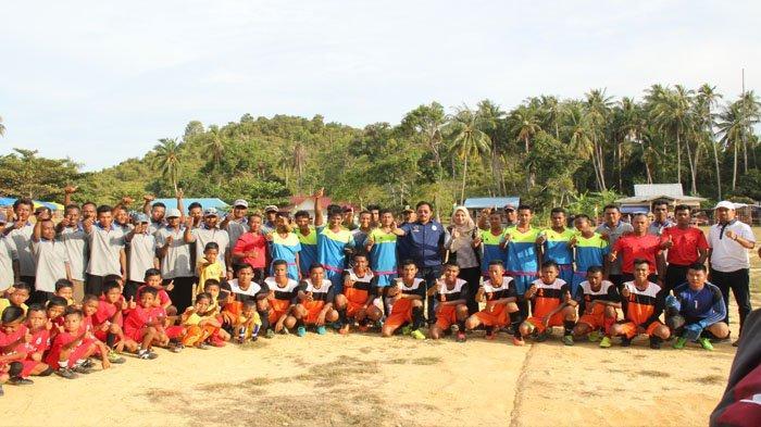 Jadikan Ajang Silaturahmi, Dukung Iven Olahraga, Nurdin Jelajahi Bintan-Lingga
