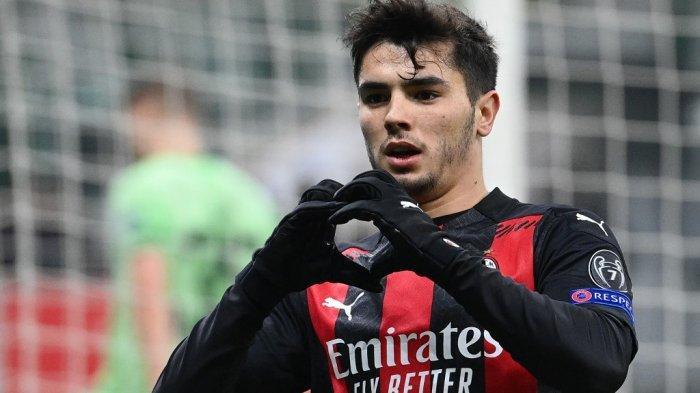 Gantikan Hakan Calhanoglu, Kini Brahim Diaz Pakai Nomor 10 di AC Milan